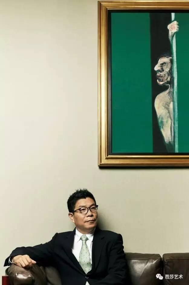 王中军 从具象到抽象,再塑艺术家身份