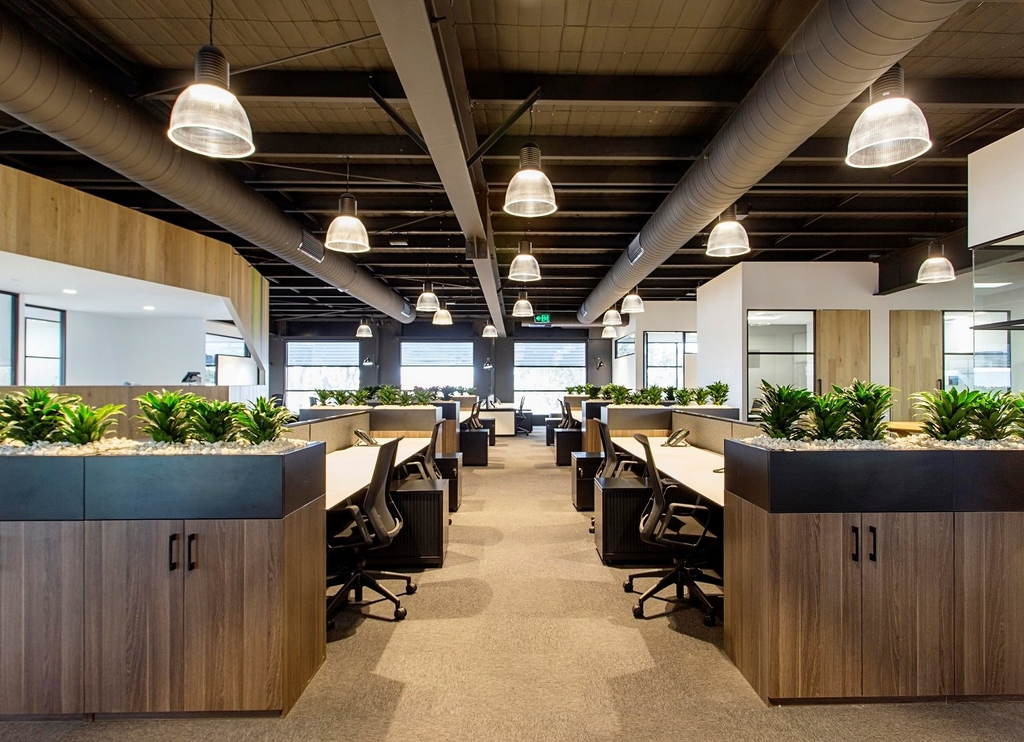 办公室开放式空间设计的优势九班级年级标志设计图片