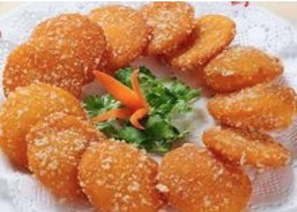 南瓜饼-小龙说事 冬至,你吃的是饺子就汤圆 酒酿泡麻糍还是年糕羊肉汤