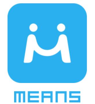 旅游 正文  ▲means的logo 首先,让我们来看看它的logo:咋一看是 笑脸图片