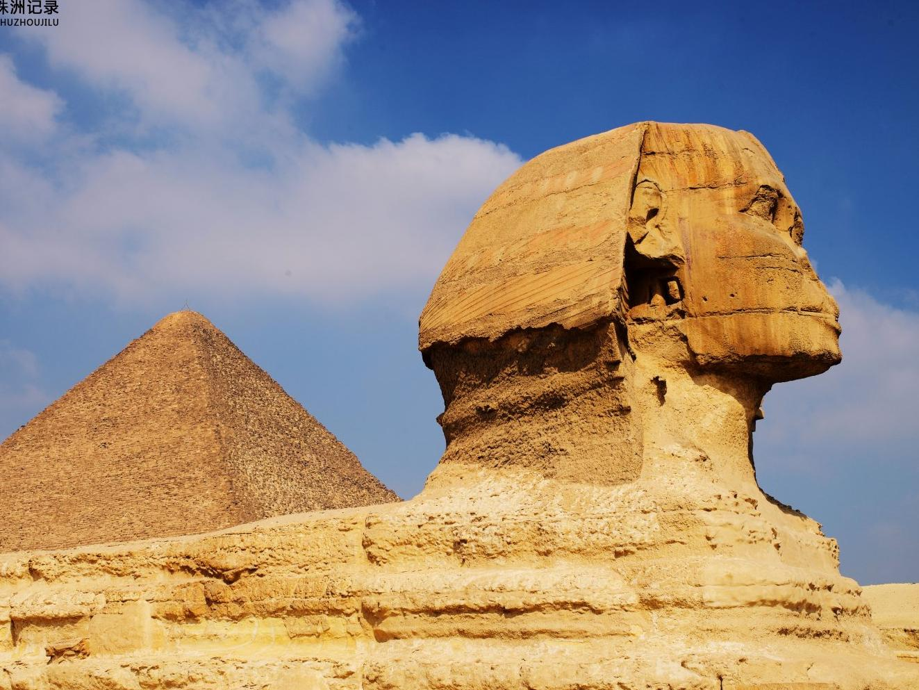 """走进埃及:有人怀疑是外星人杰作的""""胡夫金字塔"""""""""""