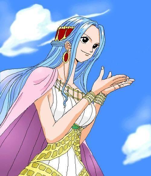 海贼王颜值超高的十大女神排行榜,第一果然是她图片