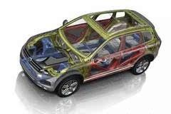 超实用 汽车车身结构原理及专业解释