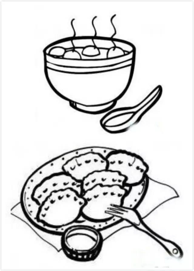 冬至吃饺子还是汤圆 南北方人又要打起来了