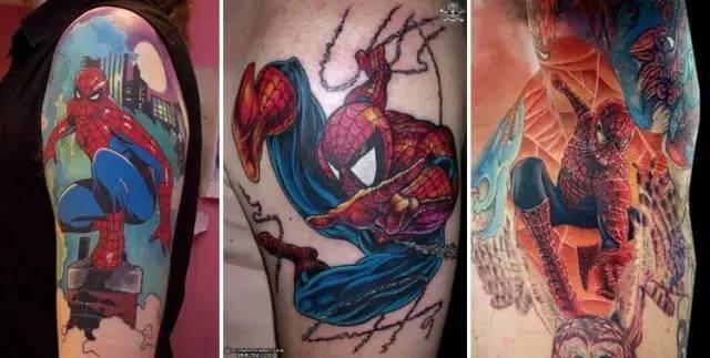 电影刷了几十遍还不够,真爱粉都把他们纹身上!