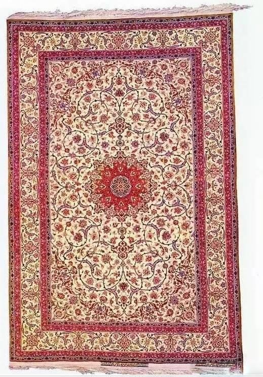 伊朗—— 羊毛地毯的发源地