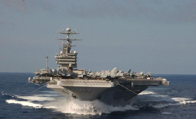 中国将拥有至少3个航母编队