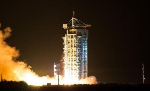 """【国内】我国首颗碳卫星发射成功 可监测全球二氧"""""""