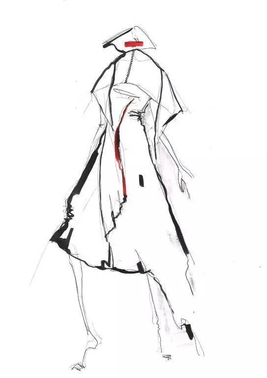 【手绘&电脑时装画课程】| 国际插画师亲自授课,寒假名额争夺中!