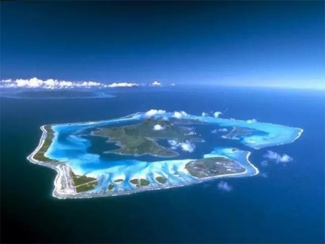"""世界上最小的岛国 旅馆只有10个床位!"""""""
