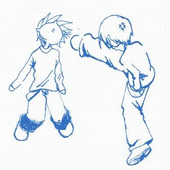 动漫 简笔画 卡通 漫画 手绘 头像 线稿 335_335