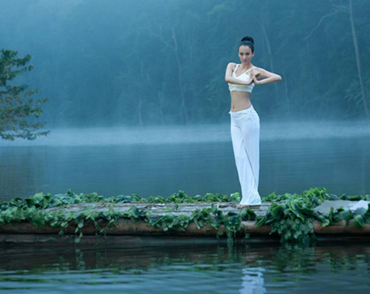 """室内雾霾指数报表,怎样才能找回自然放松的瑜伽?"""""""