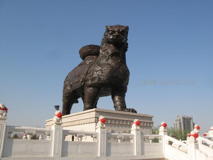 沧州铁狮子的传说和历史文献