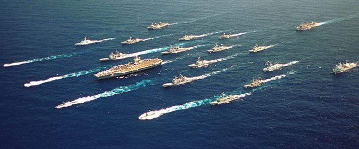 补给舰下水 中国未来航母编队还需要什么?