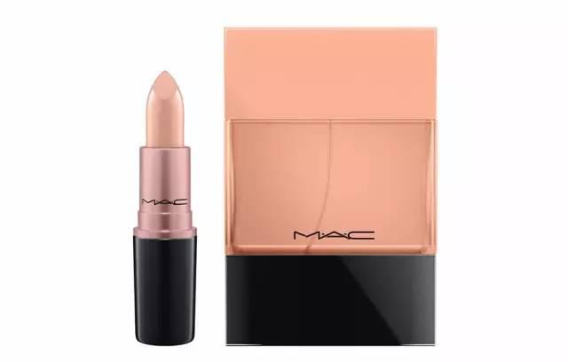 口红味道的香水 MAC新香水系列 Shadescents 来了