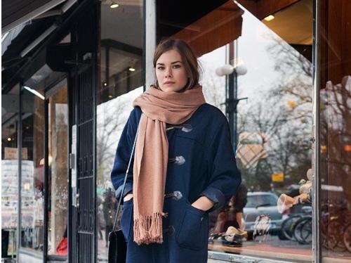 """年年都买的围巾 今年你只需要这条羊绒的"""""""