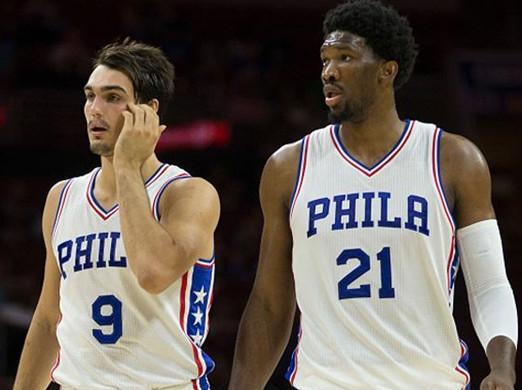 """NBA新秀榜更新,76人双星领跑!"""""""