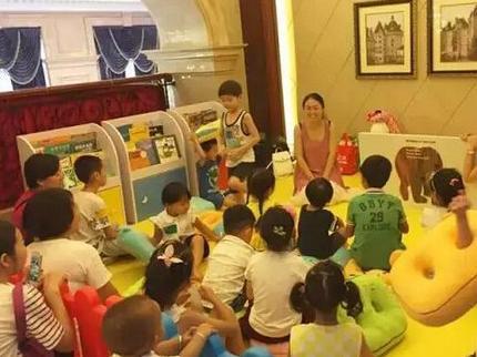 """资深绘本馆老师分享:亲子共读的初衷和做法"""""""
