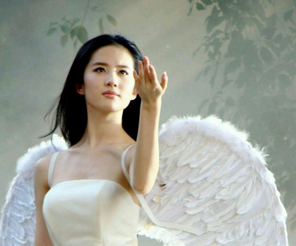 刘亦菲婚纱照图片大全_刘亦菲图片大全