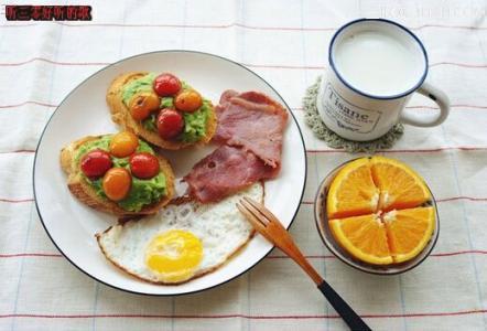 """如何给孩子快速准备营养早餐?"""""""