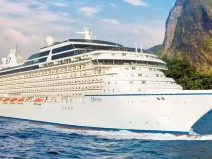 """奢华大洋邮轮  墨西哥古巴之旅"""""""