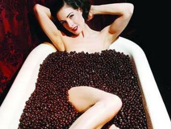 """咖啡除了喝还能泡澡,排毒又瘦身"""""""