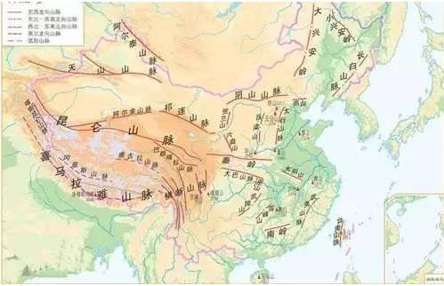世界地理知识点背诵口诀,有图有技巧!