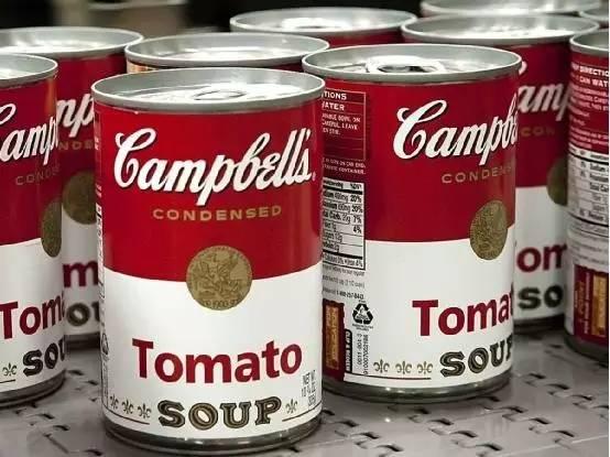 """1份101年前的番茄汤食谱,帮助这个古老品牌重新定义"""""""