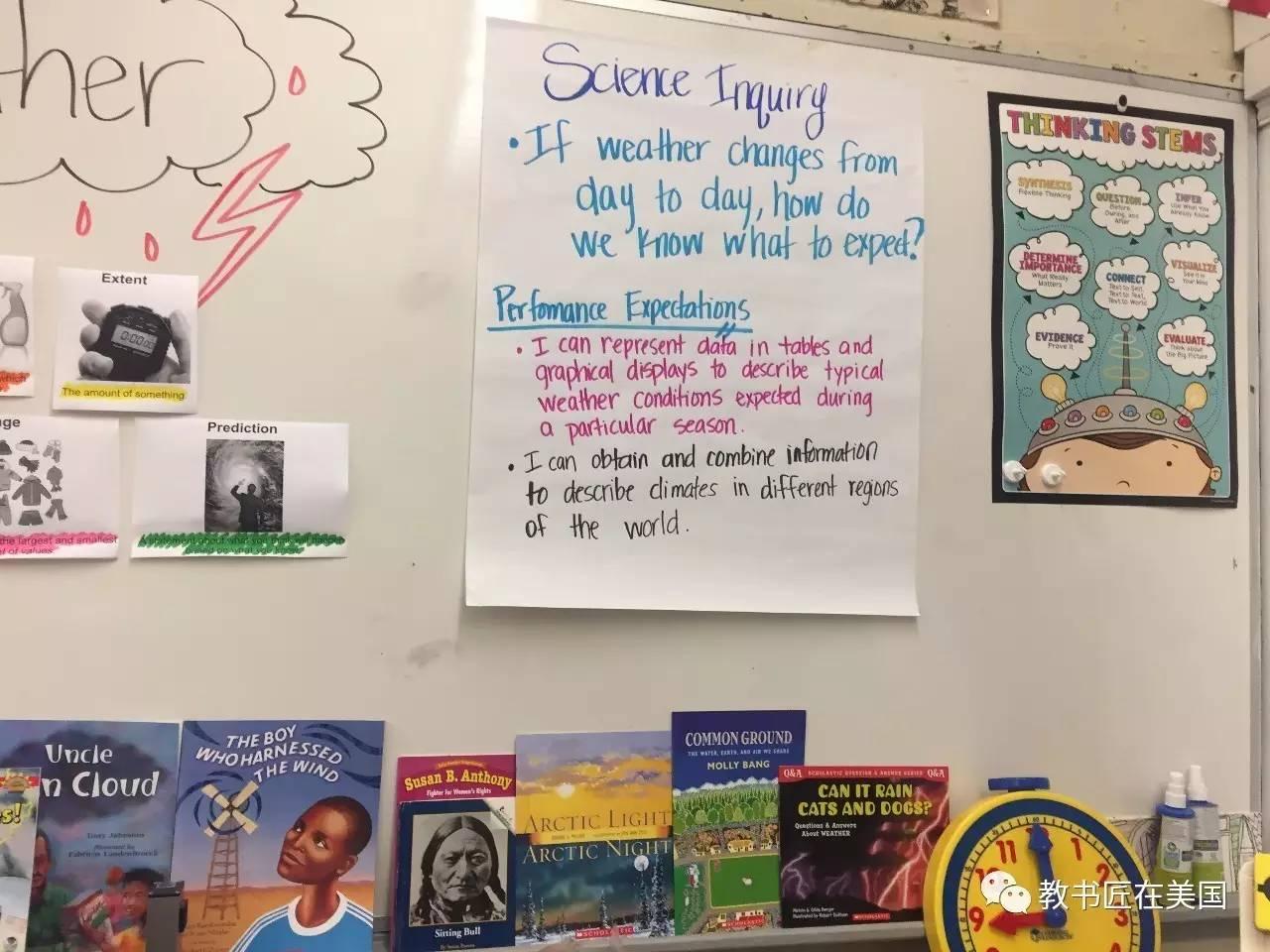 美国小学教室美爆了!这样的环境孩子怎么会不爱学习?图片