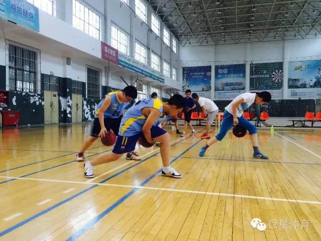 【西安体育学院巨星体育俱乐部】篮球兴趣训练