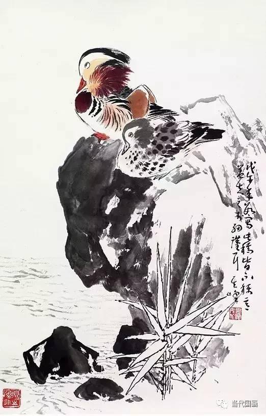 孙其峰:技术不等于艺术 - 重墨 - 金陵画猫人---王重墨