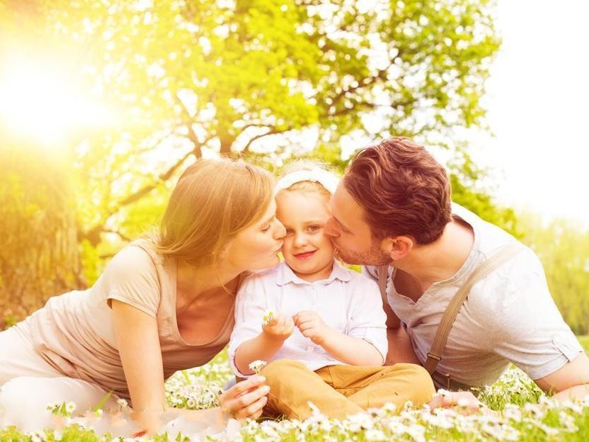 """家庭教育当中沟通的魅力"""""""