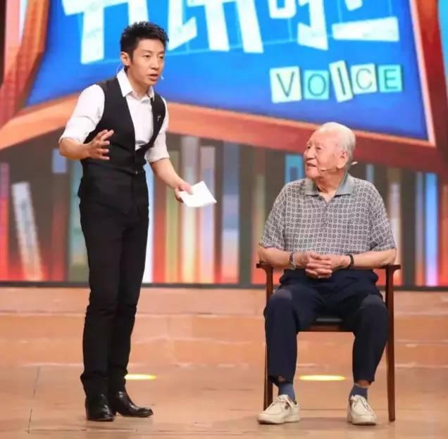 """武汉""""中国核潜艇之父""""励志演讲,全场观众都"""