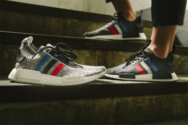 赏析超人气鞋款adidas NMD R1 PK Tri Color
