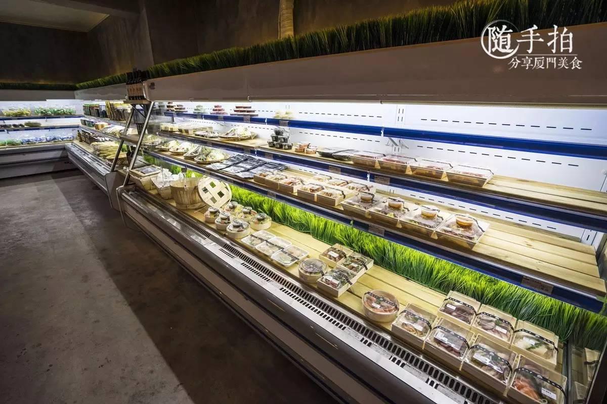 生鲜超市杭州囿成园林景观设计有限公司图片