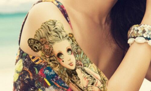 从八字命理上讲,纹身解伤灾又有哪些宜忌呢?