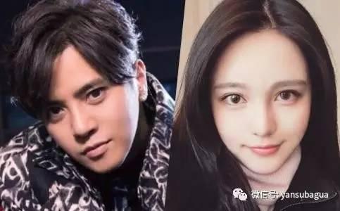 彭于晏和网红张大奕恋爱了?