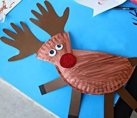 圣诞遇上雾霾,在家陪娃玩创意,圣诞手工制作大全总有一款你喜欢的图片