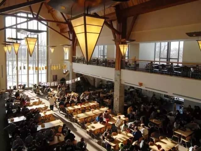 全美最好吃的大学食堂排名公布,伙食最好的学校是… - 风帆页页 - 风帆页页博客