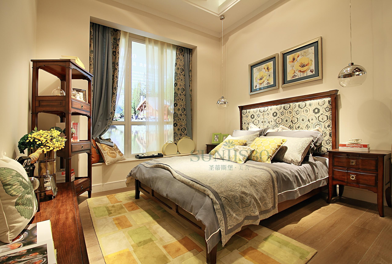 背景墙 房间 家居 起居室 设计 卧室 卧室装修 现代 装修 2566_1728