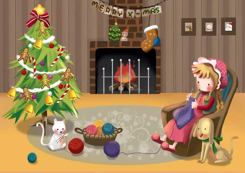 一份来自图情范儿的圣诞节祝福 内嵌招聘信息哦