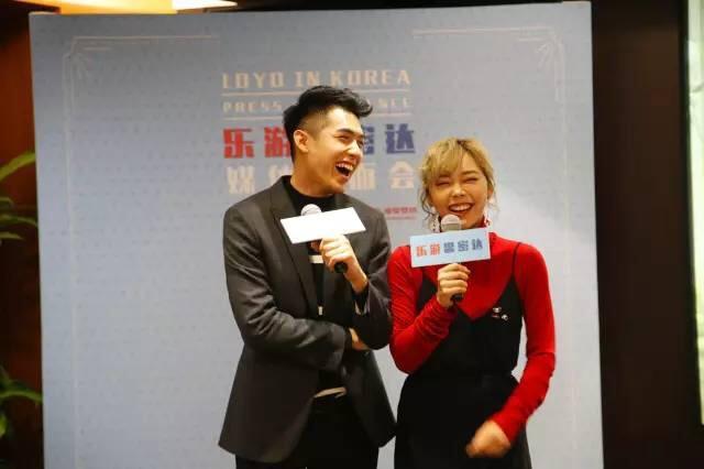 欧巴萌妹爆笑适用乐游思密达节目教你玩转地道韩国