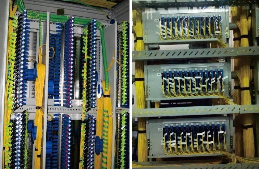 """数据中心机柜常见的三种理线工艺"""""""
