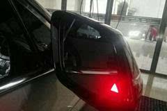 深圳宝马5系加装盲点辅助,保护你的安全!