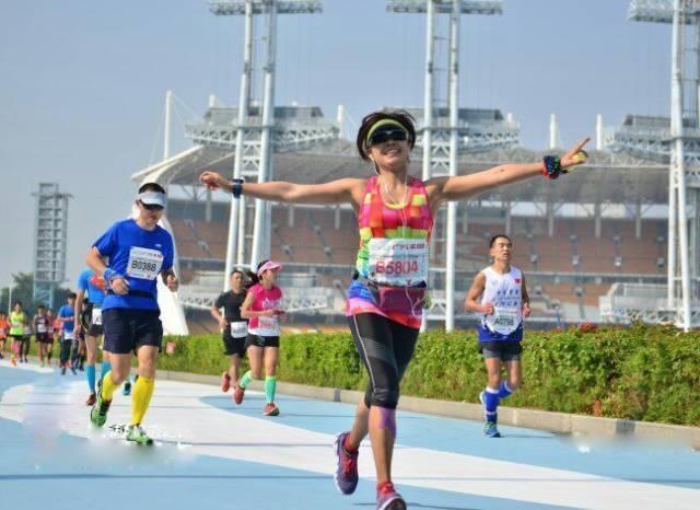 """慧跑者:科学合理的跑步帮助我成功突破瓶颈"""""""