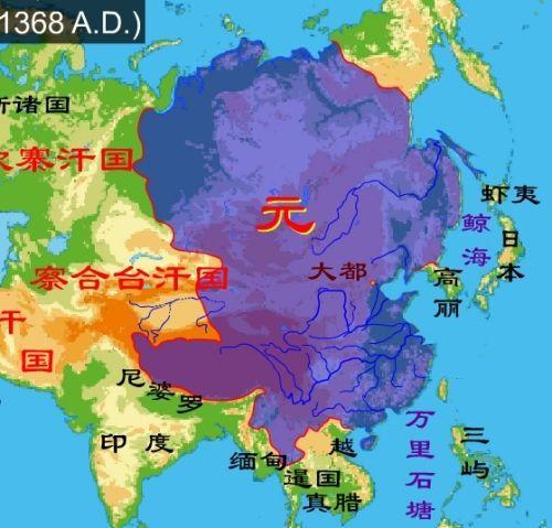 元朝汉族人口_5月8日 登封观星台将发生一件大事