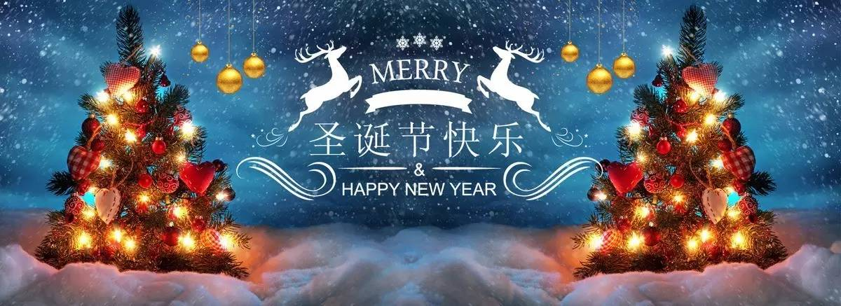 """雪花飘,圣诞到。铃铛响,驯鹿跑。快乐至,吉祥到。祝您"""""""