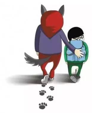 """【云检动态】官渡:孩子,小心这个陌生人!"""""""