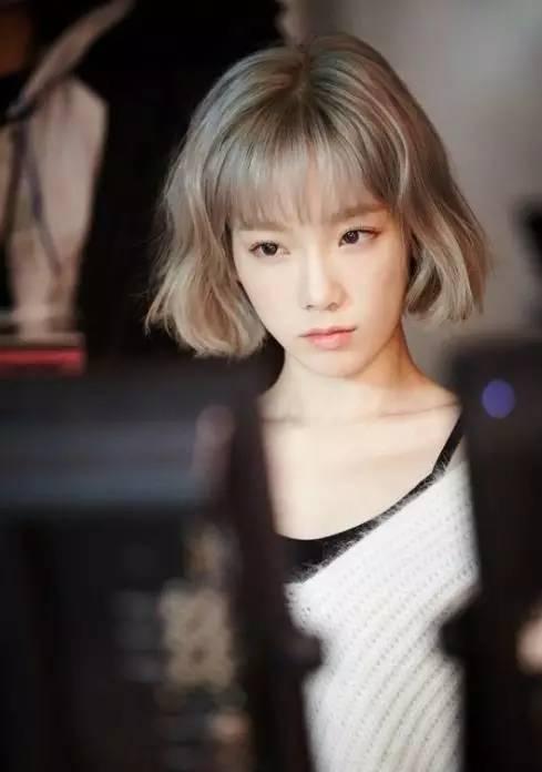 """韩国女生开始流行弄这个发型了!美炸天!"""""""