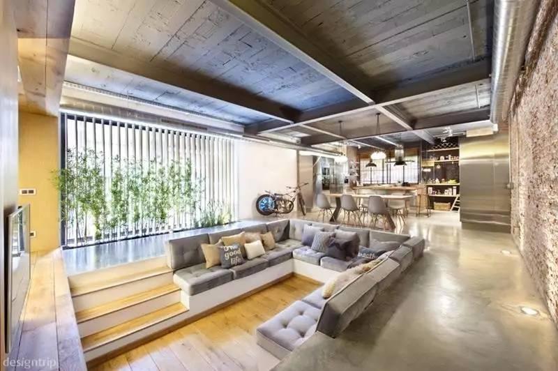 下沉式客厅,豪宅新定义 | 设计之旅图片
